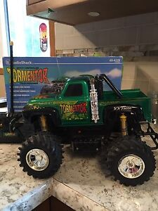 RC 4x4 'tormentor' truck -vintage