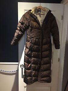 Manteau northface small long