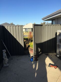 Perth's CHEAPEST Colorbond Gates from $400 INSTALLED