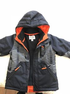 Boys 4T 3-in-1 winter jacket