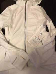 Lululemon Fleece of mind Jacket NWT