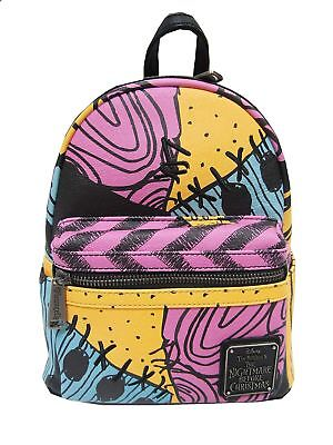 Loungefly x Nightmare Before Christmas Sally Costume Mini Backpack (One Size,...