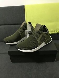 ADIDAS NMD XR1 PK OLIVE SIZE 11 DS
