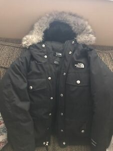 North face bomber