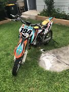 2014 KTM 85SX Dirt Bike & 2010 Limited Edition Kawasaki 250F Parramatta Parramatta Area Preview