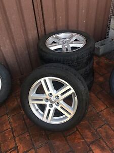 "17"" mags to suit hilux hiace and other 5 stud cars Wetherill Park Fairfield Area Preview"