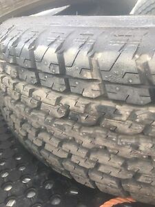 Bridgestone dualers tyres x5 St Helens Break ODay Area Preview