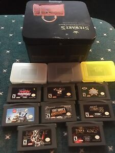 GBA Games for sale