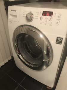 Samsung Washer/ Drier with warranty paper great quality