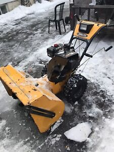 "31"" Snowblower 10.5 Hp (SOLD)"