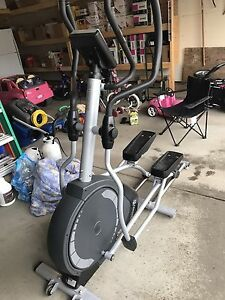 Elleptical Exercise Machine