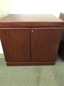 2 credenzas and chair