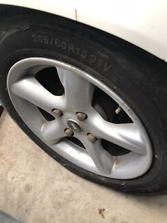 """Wanted: 15"""" ROH mag wheels."""