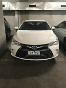 2017 Camry Hybrid UBER Ready car for rent Melbourne CBD Melbourne City Preview