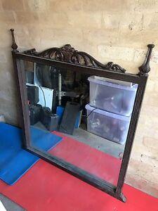 Antique mirror Brighton East Bayside Area Preview