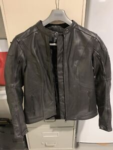 Women's Leather Victory Ignite Jacket M