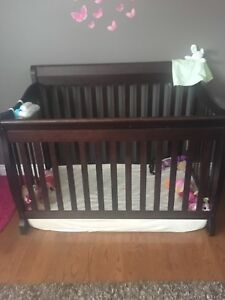 Baby crib, bed , day bed , dresser