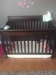 Baby crib, bed , day bed , dresser