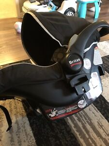 Car seat & stroller (BRITAX)