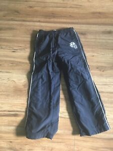 Boys size 7 track pant lined from Children Place