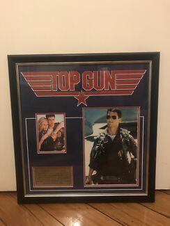 Signed Tom Cruise
