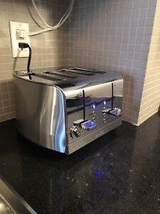 Krupp's 4 Slice Toaster - Used only Once