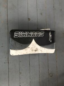 Simmons Ultra-Light 2 Goalie Blocker - Size Intermediate