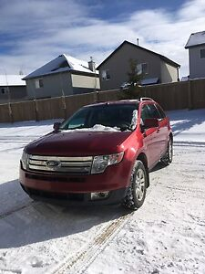 2007 Ford Edge Limited AWD