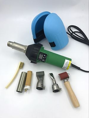 Digital Plastic Welding Gunplastic Welderhand Held Hot Air Gun 1600w