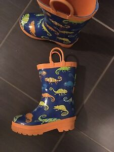 Hatley Rubber Boots - Size 10 (toddler)