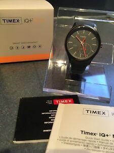 Timex IQ+ Move smart watch