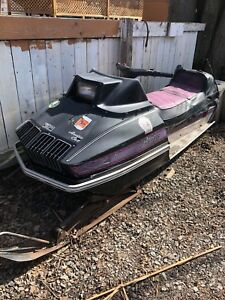 Arctic cat panther 4000 1977