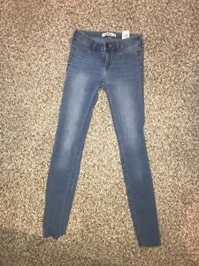 Hollister and Garage Jeans
