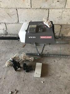 Craftsman Garage Door Opener / Operator 1/2Hp