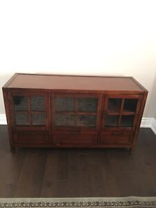 """52"""" TV Stand - from Pier 1"""