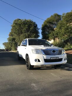 Toyota Hilux Liverpool Liverpool Area Preview