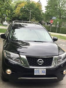 Accident free Nissan pathfinder