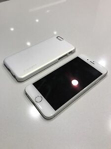 iPhone 6 white & silver 64 GB cell phone