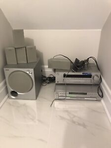 Sony Surround Sound 5 DVD Player