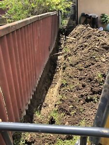 Mini excavation combo