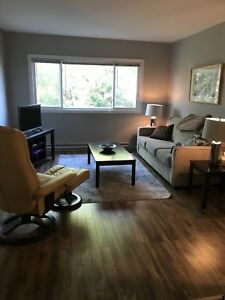 One bedroom on University Ave