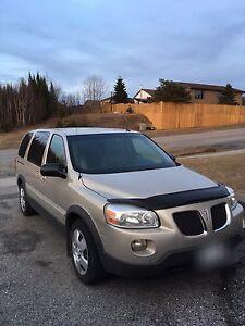 2007 Pontiac Montana SV6 Ext