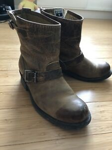 Frye Engineer Boots - 8.5