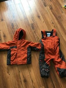 Boys 24 month Columbia snow suit