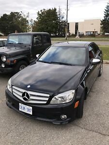 2008 MERCEDES BENZ C350 FULLY CERTIFIED ONLY $11900