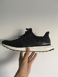Adidas Ultra Boost 3.0 US10 Melbourne CBD Melbourne City Preview