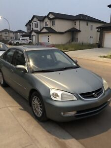 Acura 4 cylinder  (fully loaded )