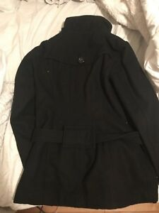 Black dress jacket size M