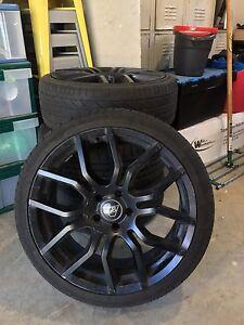 Black G8 Wheels 20'' Somers Mornington Peninsula Preview