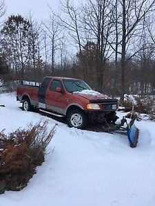 Ford F-150 Plow Truck